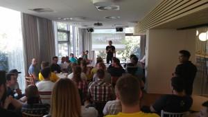 MeetUp Brno